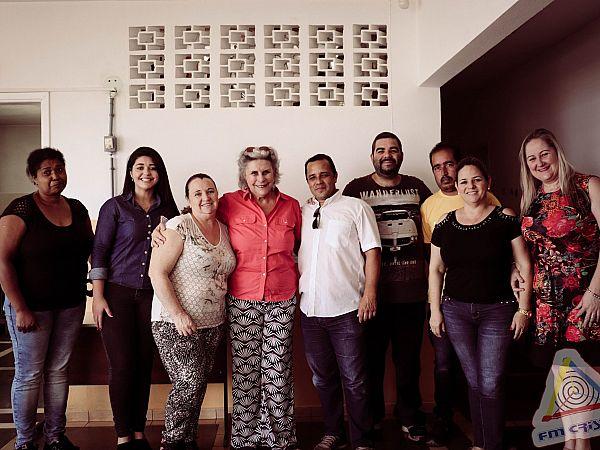 Distribuição de doces - EMEIs da Vila São Benedito, Kantian e Santa Maria