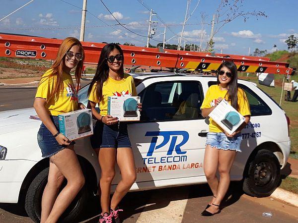 Blitz Cristal PR Telecom Morada do Bosque