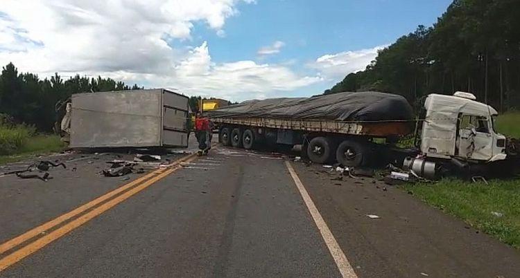 Acidente fatal entre Itapeva e Itararé