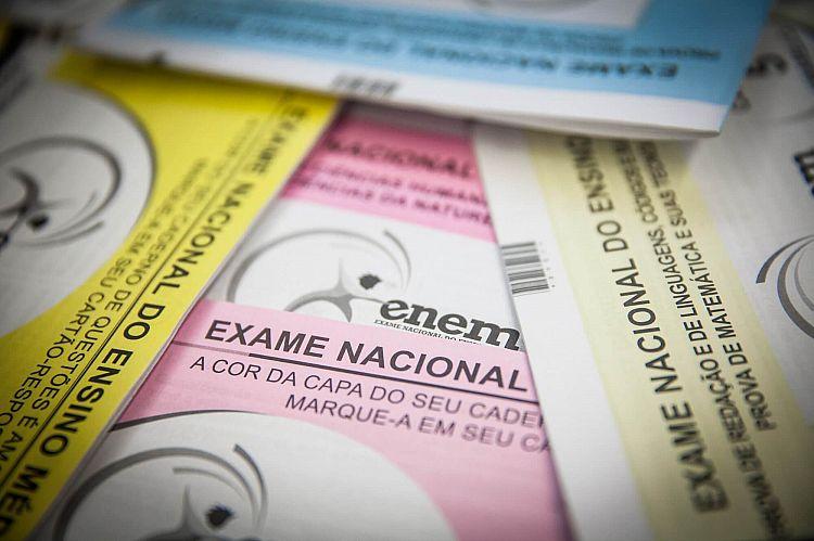 Candidatos já podem solicitar a isenção de taxa de inscrição do Enem 2018