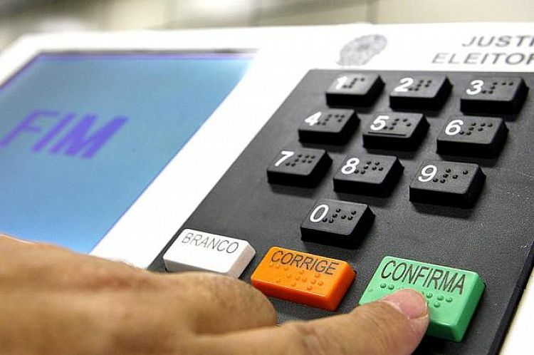 Aplicativo permite que mesário registre falha ou fraude em urna durante as eleições