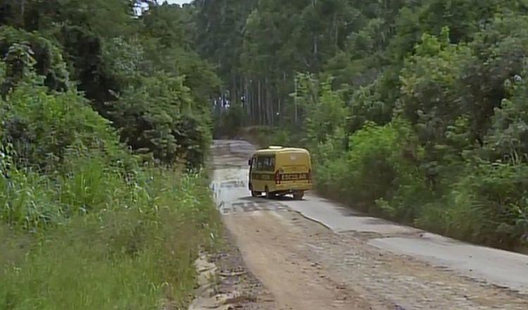 Moradores da zona rural de Itararé reclamam da falta de manutenção nos acessos aos bairros