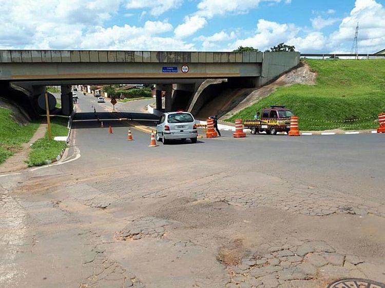 Avenida Amazonas de Capão Bonito é interditada nesta quinta-feira