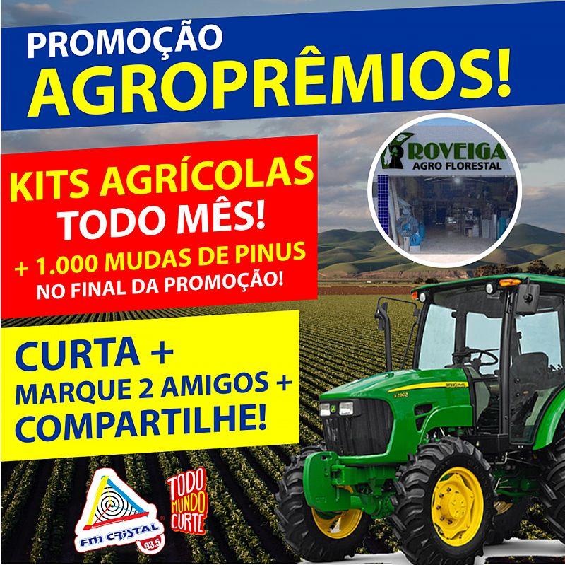 AGROPRÊMIOS DA AGROFLORESTAL ROVEIGA