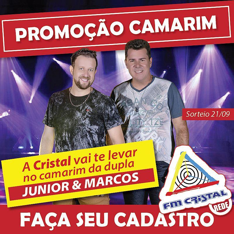 Promoção Camarim Junior e Marcos