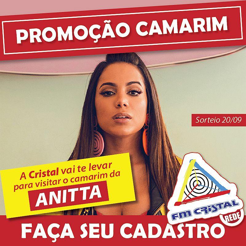 Promoção Camarim Anitta