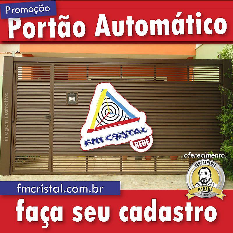 Promoção Portão Automático