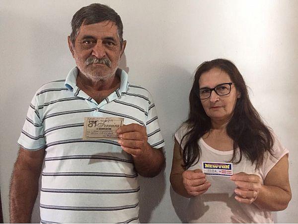 GANHADORES DA PROMOÇÃO ARROZ E FEIJÃO CARUNCHÃO