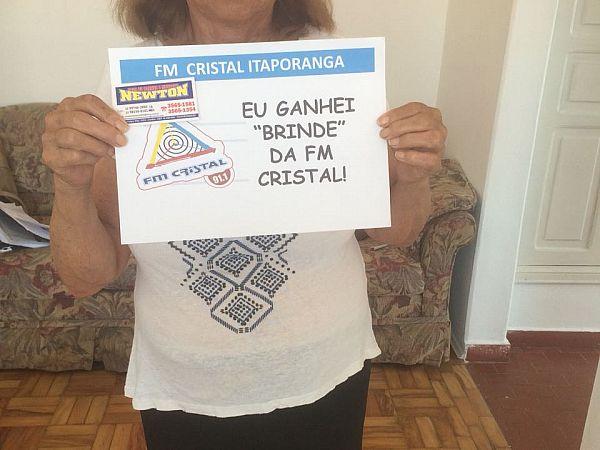 Ganhadora Promoção Arroz e Feijão Carunchão