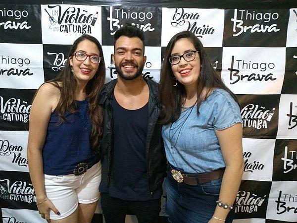 Thiago Brava Rodeio Itaporanga