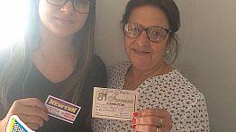 GANHADORES DA PROMOÇÃO ARROZ E FEIJÃO CARUNCHÃO - 17/05/2018
