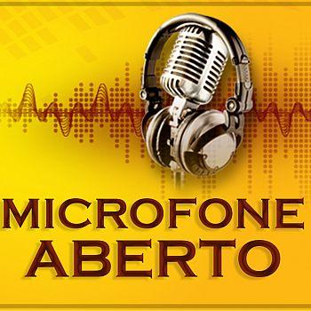 Microfone Aberto